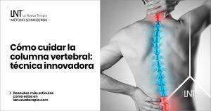 cómo cuidar la columna vertebral